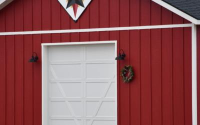 Door Options for your Post Frame Garage