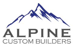 Alpine Custom Builders Logo